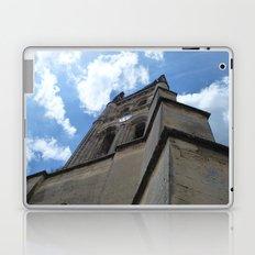 Saint Emilion spire Laptop & iPad Skin