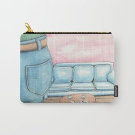 Butt and Sofa Carry-All Pouch