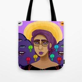 Unreality of the Self Tote Bag
