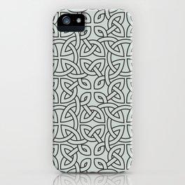 Viking Pattern   Warrior Valknut Norse Mythology iPhone Case
