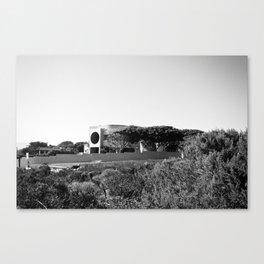 Circle House Canvas Print