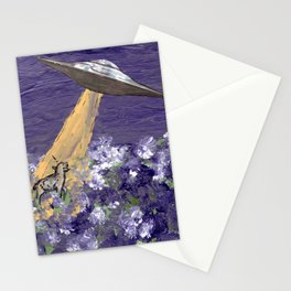 Abduction of the Delighted Lamb Stationery Cards