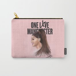 One Love Manchester (A. Grande) Carry-All Pouch