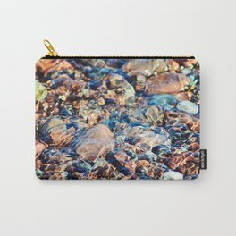 Lake Superior Rock Bed Carry-All Pouch