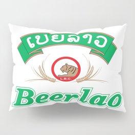 Beer Lao Pillow Sham