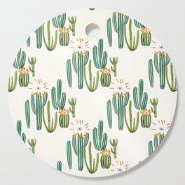 Cactus Desert Cutting Board