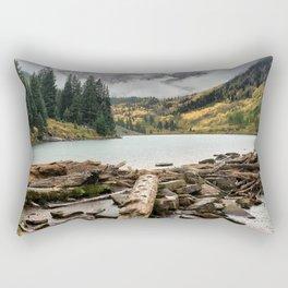 Maroon Bells - Colorado Rectangular Pillow