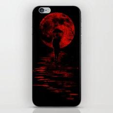 Rainman in Red iPhone & iPod Skin