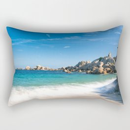 Pontusval Lighthouse 2 Rectangular Pillow