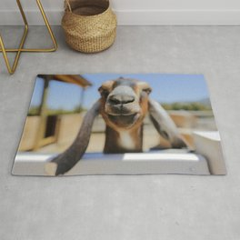 JarJar The Goat Rug