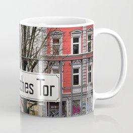 Berlin U-Bahn Memories - Schlesisches Tor Coffee Mug