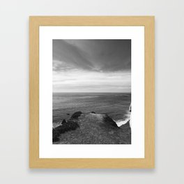 Iphone Untitled 5 Framed Art Print