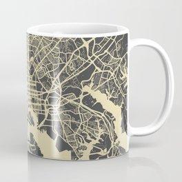 Baltimore map Coffee Mug