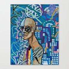 KC Canvas Print
