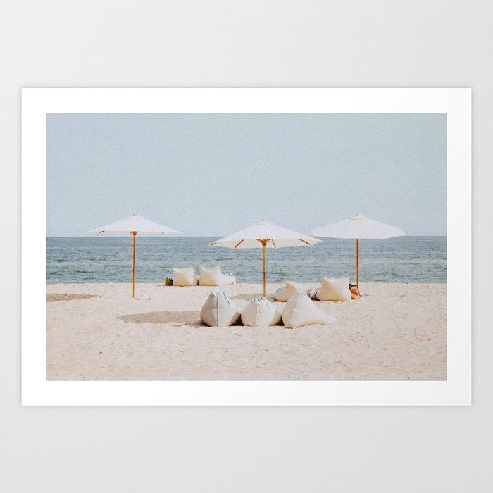 summer beach ii Kunstdrucke