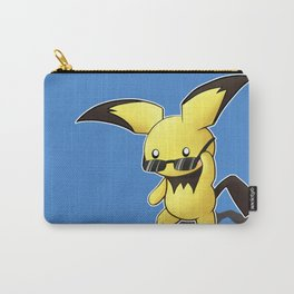Small Yellow Rat Carry-All Pouch