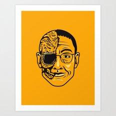 Gustavo Fring Art Print