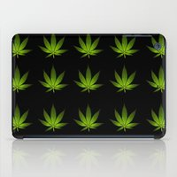 weed iPad Cases featuring Weed by Spyck