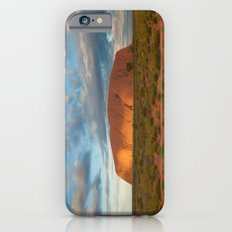 Ayers Rock at Sunset iPhone 6s Slim Case