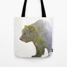 The Grizzly Bear Tote Bag