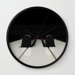 PIANO MUSIC - A DO-RE-ME Wall Clock