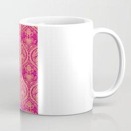 Simple Ogee Pink Coffee Mug