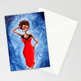 Pinup Lt. Uhura Stationery Cards
