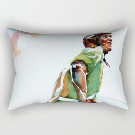 Tuskegee Airman Rectangular Pillow