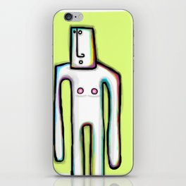 Shado Uno iPhone Skin
