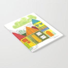 Little Block Town Notebook
