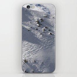 Ski Slopes iPhone Skin