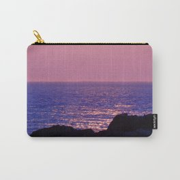 Pink at Dawn Carry-All Pouch