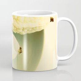 White Melons in plate Coffee Mug