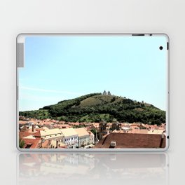 Church on a Hill Laptop & iPad Skin