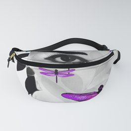 DRAGONFLY WOMAN Fanny Pack