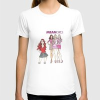 mean girls T-shirts featuring Mean Girls by CaitlinNicole