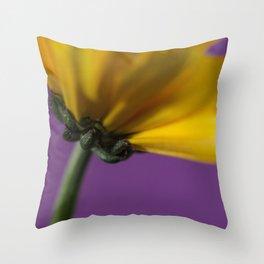 Grasp Throw Pillow