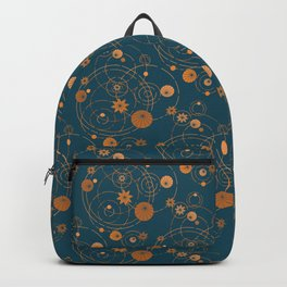 Lotus pool geometry Backpack