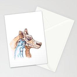 Punked Princess  Stationery Cards