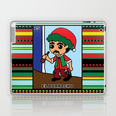 Christmas Loteria El Borracho Laptop & iPad Skin