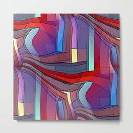 colormix -3- Metal Print