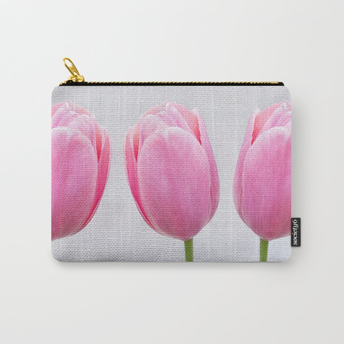 tulipes 3 Carry-All Pouch