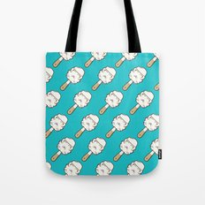 Space ice Tote Bag