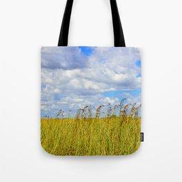 Clouded Sky Tote Bag