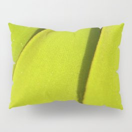 Vegetal lines Pillow Sham