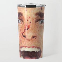 Patrick Bateman Travel Mug