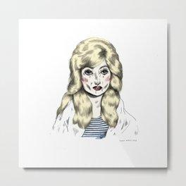 Dolly Metal Print