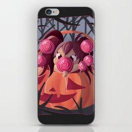 Halloween Candy iPhone Skin
