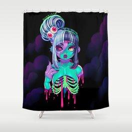 Nega Z-Cutie Shower Curtain