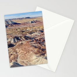 First Forest at Petrified Forest National Park Stationery Cards